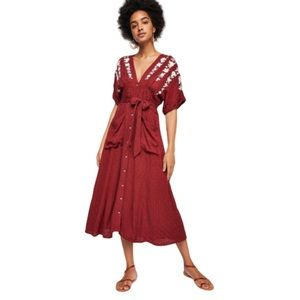 Free People   Love To Love You Midi Dress